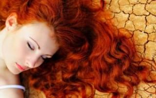 Что означают рыжие волосы во сне – возможные толкования по соннику