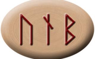 Защитные руны Пива – описание, правила применения