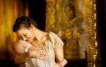 Молитва за здоровье ребёнка – сильная помощь при болезнях