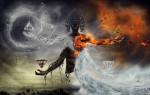 Как стать магом огня, воды, воздуха или земли в реальной жизни – способы, заклинания, последствия