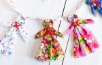 Кукла Кувадка своими руками: мастер-класс по изготовлению оберега для дома