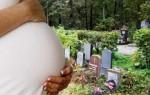Почему беременным нельзя ходить на кладбище, поминки и похороны – народные приметы, мнение церкви