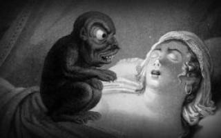 Что делать, если домовой душит во сне – объяснение причин явления и порядок действий