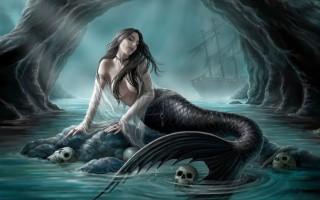 Морские сирены в мифологии – кто эти страшные существа и какова их роль
