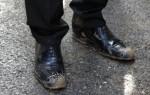 Что означает грязная обувь во сне – возможные толкования по соннику