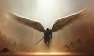 Ангел смерти Самаэль – кто он, история до и после падения