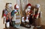 История и виды кукол оберегов у славян, способы их изготовления и применения