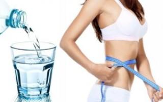 Как заговорить воду на похудение в домашних условиях