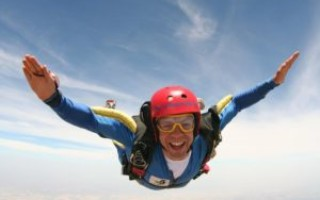 Что означает прыжок с парашютом во сне – возможные толкования по соннику