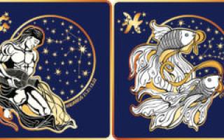 Гороскоп совместимости знаков зодиака водолей и рыбы – что ожидать от отношений в таком союзе