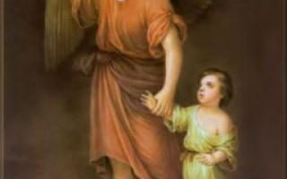Молитвы Ангелу Хранителю на все случаи – сильная помощь и защита в жизни