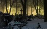Снятие порчи на кладбище: как себя защитить от зла