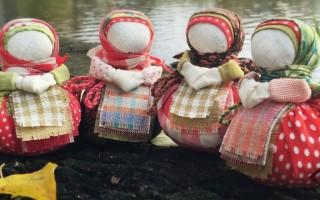 Кукла Благополучница своими руками: мастер-класс по изготовлению мотанки – оберега для дома