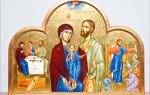 Иконы-обереги для дома и семьи – лики святых защитят от зла