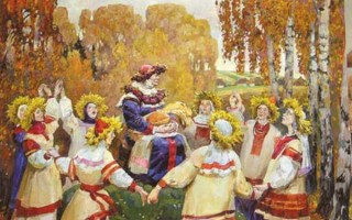 Обряды на Руси, их влияние на современные традиции