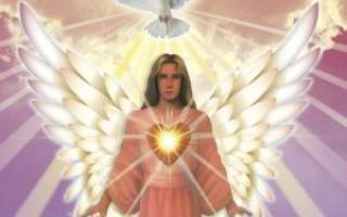Архангел Чамуил и ангелы любви – роль в православии, молитвы на все случаи жизни