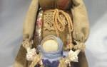Что такое кукла Ведучка и как ее сделать самостоятельно: детальный мастер-класс