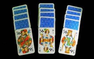 Методики и толкование гадания на игральных картах