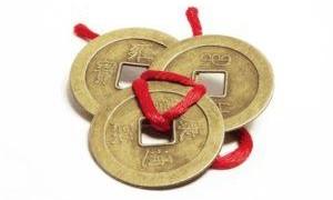 Китайские монеты для привлечения денег по Фэн-шуй – как их правилно связать и использовать