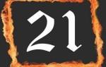 Значение числа 21 и его влияние на судьбу человека