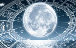 Характеристика людей, рожденных на новолуние, растущую или убывающую луну, в полнолуние