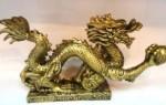 Значение дракона в философии фэн-шуй, правила использования статуэтки и изображения мифического существа