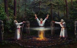Славления и молитвы Перуну – как правильно попросить помощи и защиты у славянского бога
