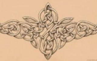 Что означает кельтский узел в культуре, магии и эзотерике