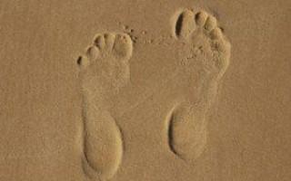 Значение родинок на ногах (бедрах, голенях, лодыжках, стопах, коленях) для женщин и мужчин