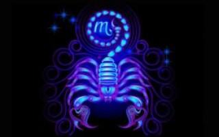 Какие камни подходят женщинам и мужчинам скорпионам по гороскопу