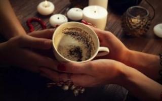 Значение фигур при гадании на кофейной гуще