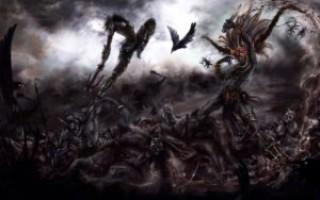 Классификация бесов и демонов – основы демонологии
