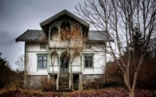 Что означает заброшенный дом во сне – возможные толкования по соннику