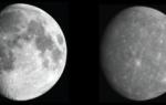 Значение и описание квадрата Луна-Меркурий в натальной карте для мужчин и женщин