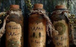 Что такое ведьмина бутылка, сила оберега, способы изготовления и применения