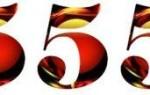 Что означает число 555 в нумерологии и как его трактовать в разных ситуациях