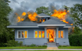 Что означает сгоревший дом во сне – возможные толкования по соннику