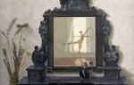 Как очистить старое зеркало от негатива прежних хозяев – способы и советы