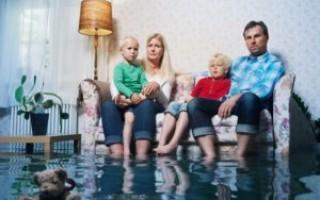 Что означает потоп в квартире во сне – возможные толкования по соннику