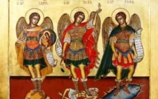 Архангел Люцифер, его братья Михаил и Гавриил – их история и взаимосвязь