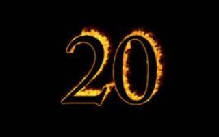 Значение числа 20 и его влияние на судьбу человека