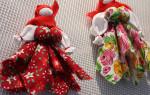 Радастея – кукла оберег для дома: детальный мастер-класс по изготовлению