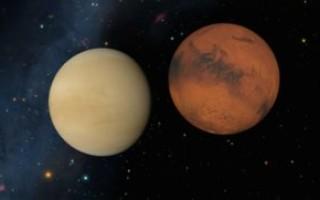 Значение и описание соединения Венера-Марс в натальной карте для мужчин и женщин