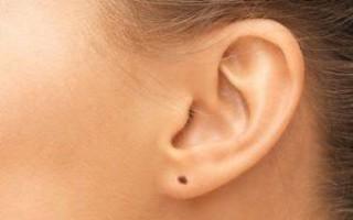 Значение родинок на левом и правом ухе, на мочке, в ушной раковине для мужчин и женщин