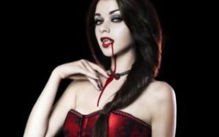 Как и где найти настоящего вампира в реальной жизни