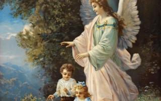 Как вызвать своего ангела-хранителя в домашних условиях днем или ночью