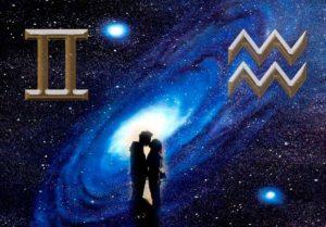 Водолей и Близнецы совместимость: в любовных отношениях, браке и дружбе