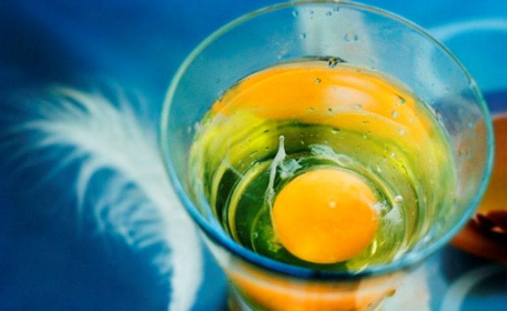Снятие порчи яйцом - самостоятельно в домашних условиях
