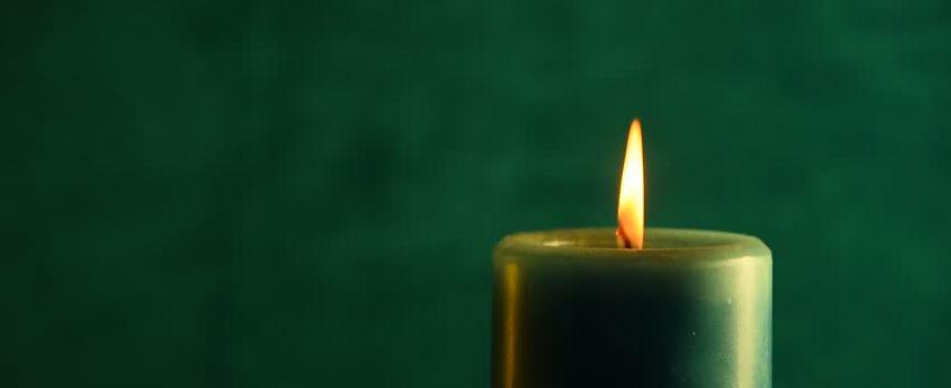 Огонь зеленых свечей