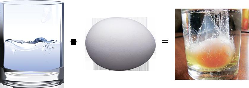 Ритуал на тухлом яйце
